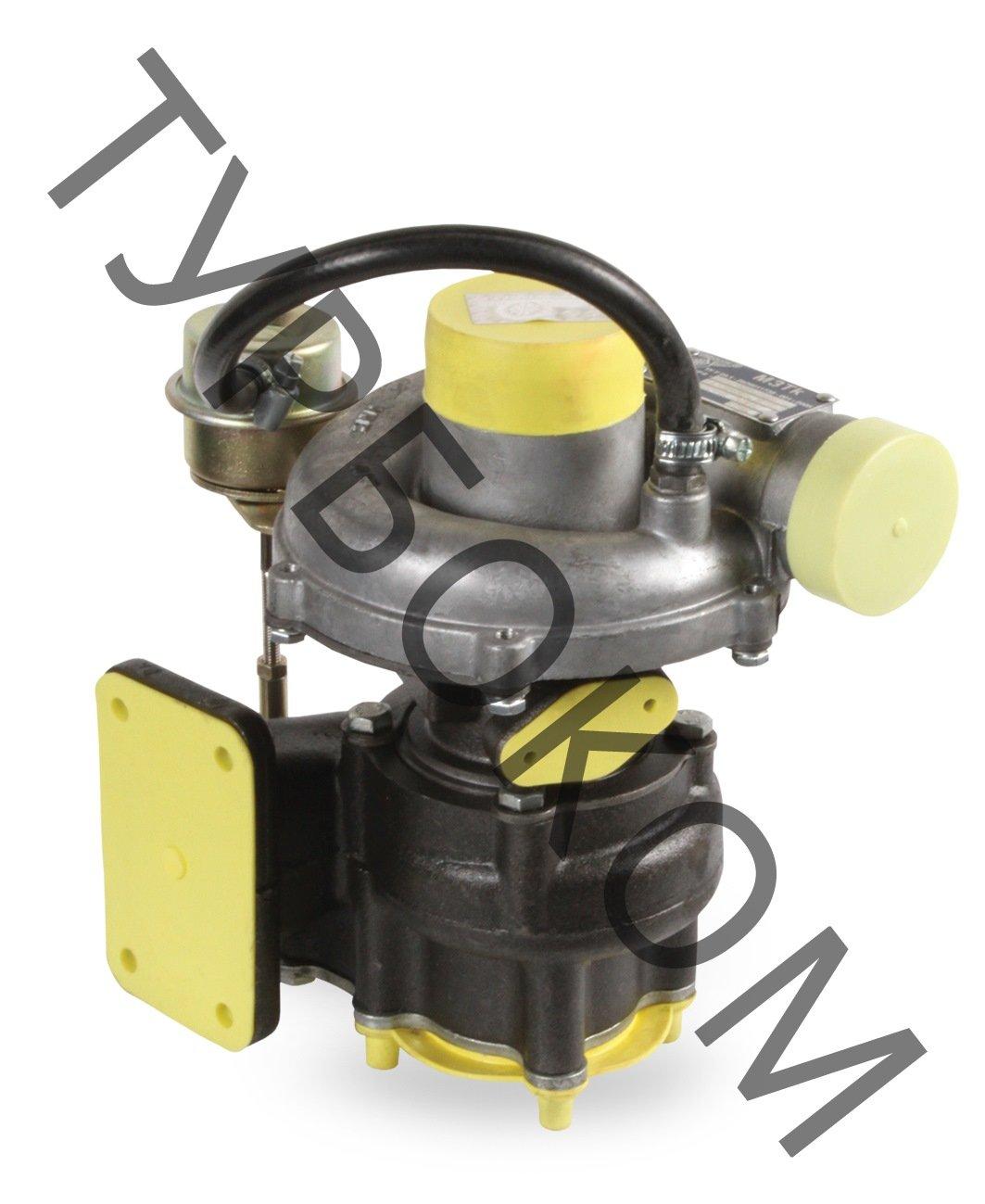 Турбокомпрессор ТКР-6.1 с клапаном