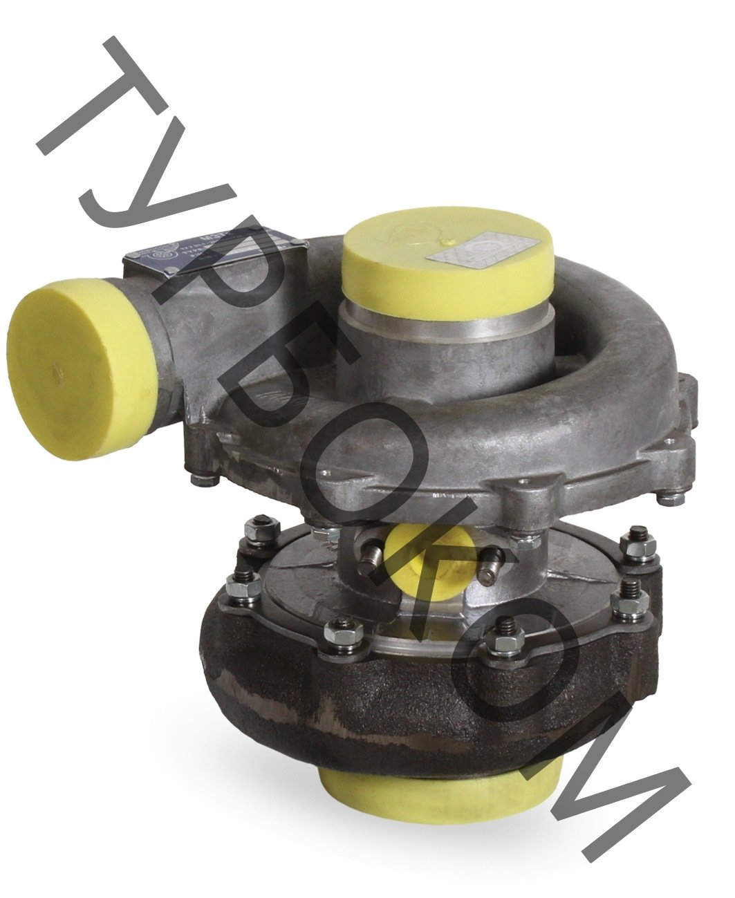 Турбокомпрессор ТКР-8,5С-6